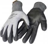 1 Paar Schnittschutzhandschuhe mit PU-Beschichtung