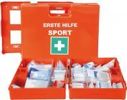 Verbandkoffer SPORT gefüllt mit DIN 13157 + Zusatzausstattung