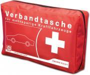 KFZ-Verbandtasche gefüllt nach ÖNORM V5101, rot
