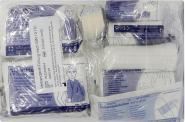 Nachfüllset DIN 13157 für Erste-Hilfe Betriebsverbandkasten