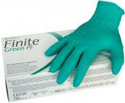 100 grüne Nitril-Einmalhandschuhe