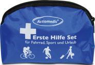 Actiomedic® Erste-Hilfe Verbandtasche für Fahrrad, Sport und Urlaub