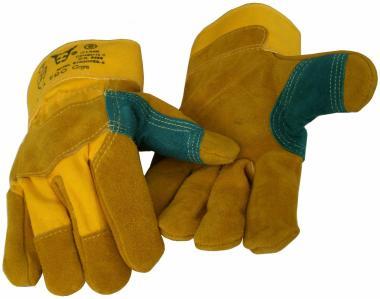 Arbeitshandschuhe (Lederhandschuhe)