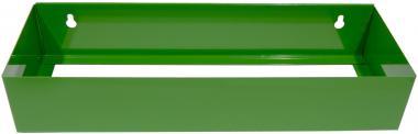 Wandhalterung für Betriebsverbandkasten MAXI, grün