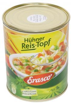 Einbruchschutz: Geheimversteck Dosensafe Hühner Reistopf