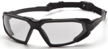 Pyramex Schutzbrille Highlander™ mit H2X-Anti-Beschlag-Beschichtung