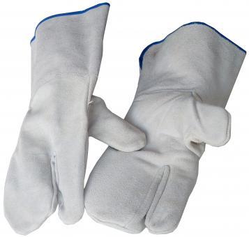 3-Finger Hitzeschutzhandschuhe