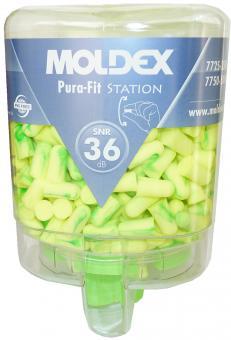 250 Paar Pura-Fit® Gehörschutzstöpsel (36 dB) in MoldexStation®