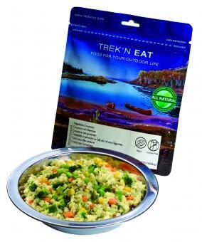 Notnahrung: TREK'N EAT Couscous mit Gemüse