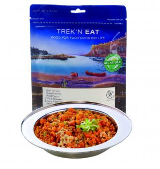 Notnahrung: TREK'N EAT Rotes Fischcurry