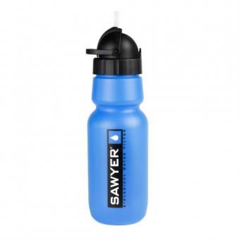 Sawyer® Trinkflasche mit Wasserfilter SP141 (0,1 Mikron Porengröße)