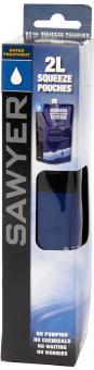 2 Sawyer® Ersatz-Wasserbeutel mit je 2 Liter Kapazität (SP114)