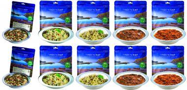 Notnahrung Paket: TREK'N EAT Best of Meat