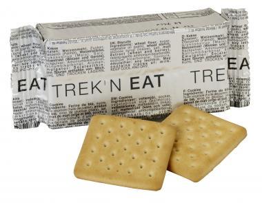 Notnahrung: TREK'N EAT Trekking Kekse 100 x 12 Kekse