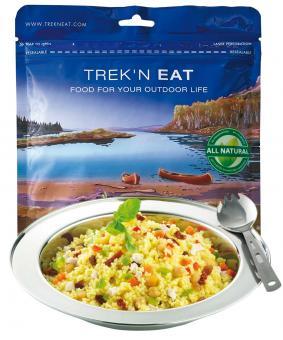 Notnahrung: TREK'N EAT CousCous mit Hühnchen