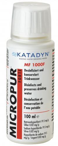 Micropur Forte Flüssig Silber & Chlor