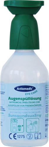 Actiomedic® Augenspülflasche mit 250 ml Natriumchloridlösung
