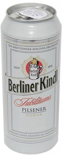 Geldversteck: Dosensafe Berliner Kindl