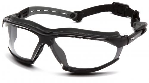Pyramex Schutzbrille Isotope™ mit H2MAX Anti-Beschlag-Beschichtung