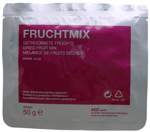 Fruchtmix - Getrocknete Früchte (50 g)