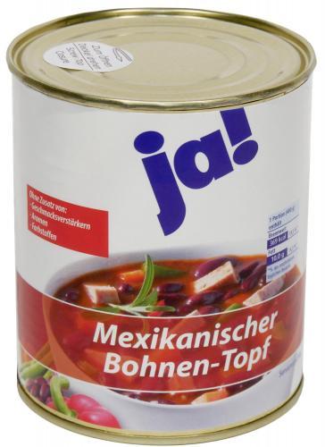 Einbruchschutz: Dosensafe JA Bohnentopf
