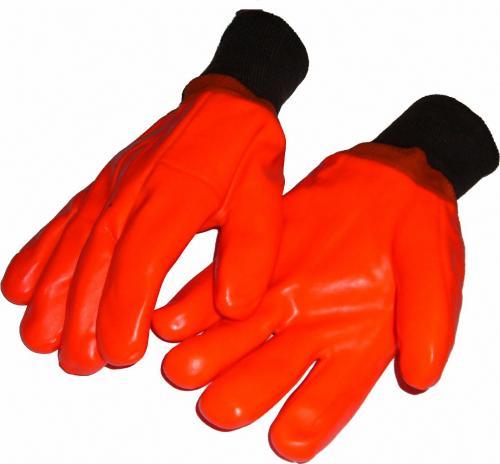 Wasserdichte PVC-Kälteschutzhandschuhe