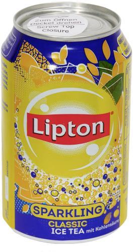Einbruchschutz: Dosensafe aus Lipton Eistee Getränkedose