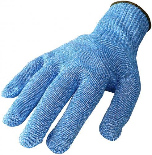 1 Nahtloser Schnittschutzhandschuh (lebensmitteltauglich)
