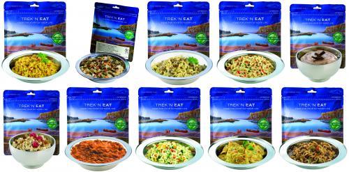 Notnahrung Paket: Best of TREK'N EAT