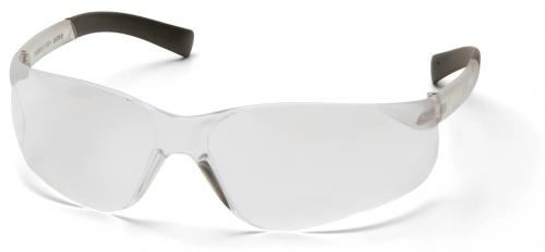 Schutzbrille für kleinere Gesichtsformen farblos