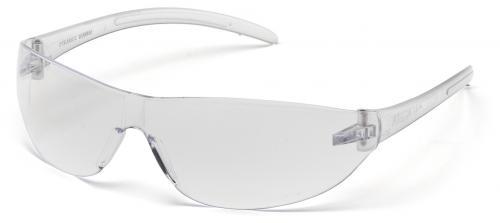 Schutzbrille mit farblosen Scheiben/ Fassung farblos