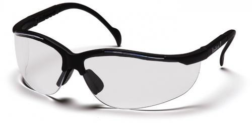 Ballistische Schutzbrille mit gutem Seitenschutz