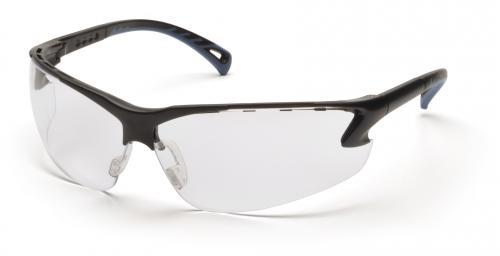 Schutzbrille mit belüftetem Nasenstück