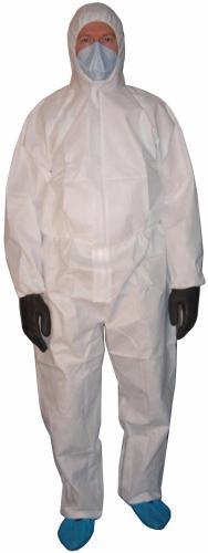 Schutzanzug (CE-Kat. 3 Typ 5 & 6)