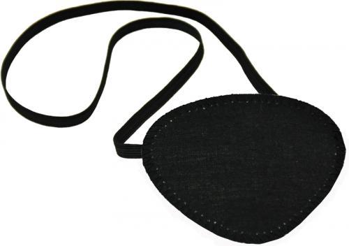 Augenklappe mit Gummiband