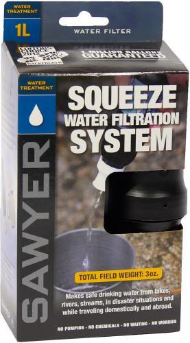 Sawyer® Wasserfilter-System SP129 (0,1 Mikron Porengröße)