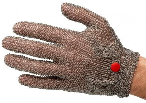 WILCOFLEX Kettenhandschuh ohne Stulpe (linke Hand)