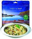 Notnahrung: TREK'N EAT Hühnchen in Sahnenudeln mit Spinat